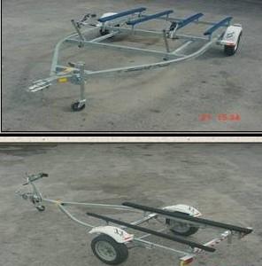 Jet Ski – Single Axle-t