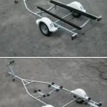 Speed Boat - Single Axle-t