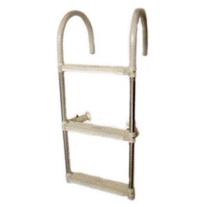 Hook ladder 2 step aluminium