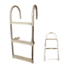 Hook ladder 4 step aluminium