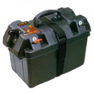 Power battery box