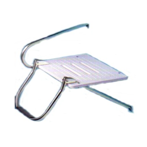 Swim Platform Poly with ladder IO