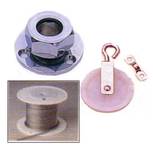 Pulley & Cable Steering